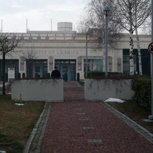 В американското посолство ли се обсъжда новото правителство на България ?