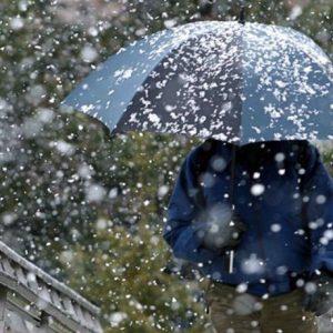 Жълт код за валежи от сняг е в сила за днес в област Плевен