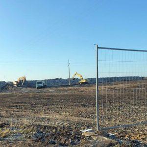 Започнаха дейностите по рекултивация на старото депо за отпадъци на Пордим