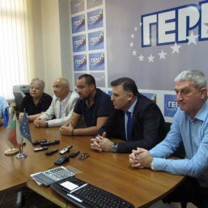 Изключиха от ГЕРБ Петя Василева, Йордан Грижов и Христослав Михайлов