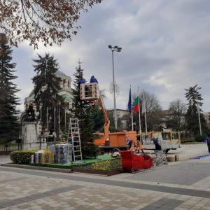 Коледа и Нова година в Плевен – с украса, без базар и програми