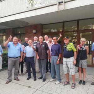 Областно събрание и избор на председател проведоха Демократи за силна България в Плевен