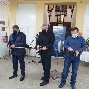 Община Червен бряг откри първото училище с отопление на водород в България