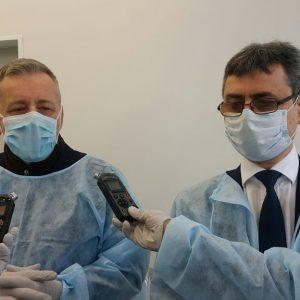 Откриха новата микробиологична лаборатория в Плевен
