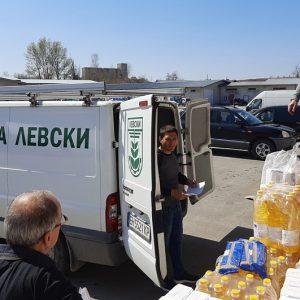 Пакети с хранителни продукти ще получат 26 крайно нуждаещи се в община Левски