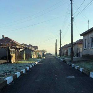 Приключи асфалтирането на улици в град Пордим