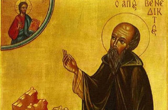 Днес се чества Преподобни Бенедикт