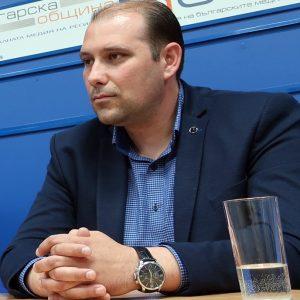 Валери Лачовски ще води листата на коалицията ГЕРБ-СДС в 15 МИР Плевен