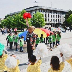 """Детска градина """"СНЕЖАНКА"""" отпразнува своя 45-ти рожден ден"""