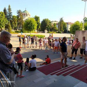 До 12-ти юли – протести и в Плевен