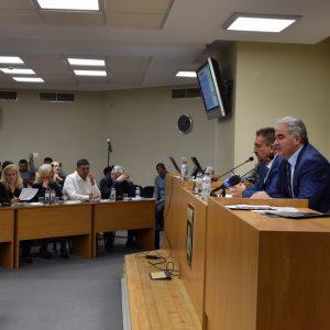 Извънредно заседание на Общински съвет – Плевен, на 3-ти декември