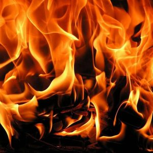 Къща горя в Бръшляница