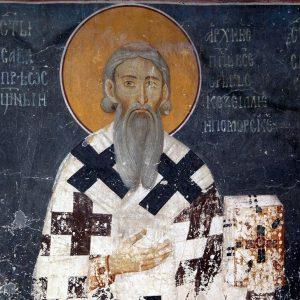 На 5 декември почитаме Свети Сава