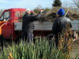 Община Червен бряг пое инициатива за почистване на гробищните паркове