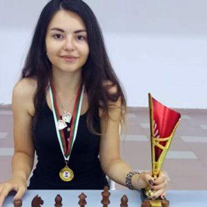Патрицие Найманова стана трикратен шампион на България при девойки, спечели квота за световно първенство