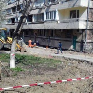 """Приключва основният ремонт на ул. """"Калофер"""" в Плевен"""