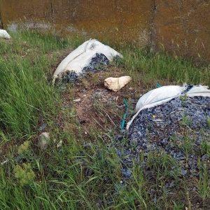 РИОСВ – Плевен провери сигнала за заровени отпадъци в Червен бряг