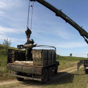 Тактико-специално сертификационно занятие се проведе в 55-ти инженерен полк – Белене