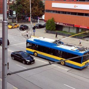 Тролейбусният транспорт в Плевен от днес е с нормалния си график на движание